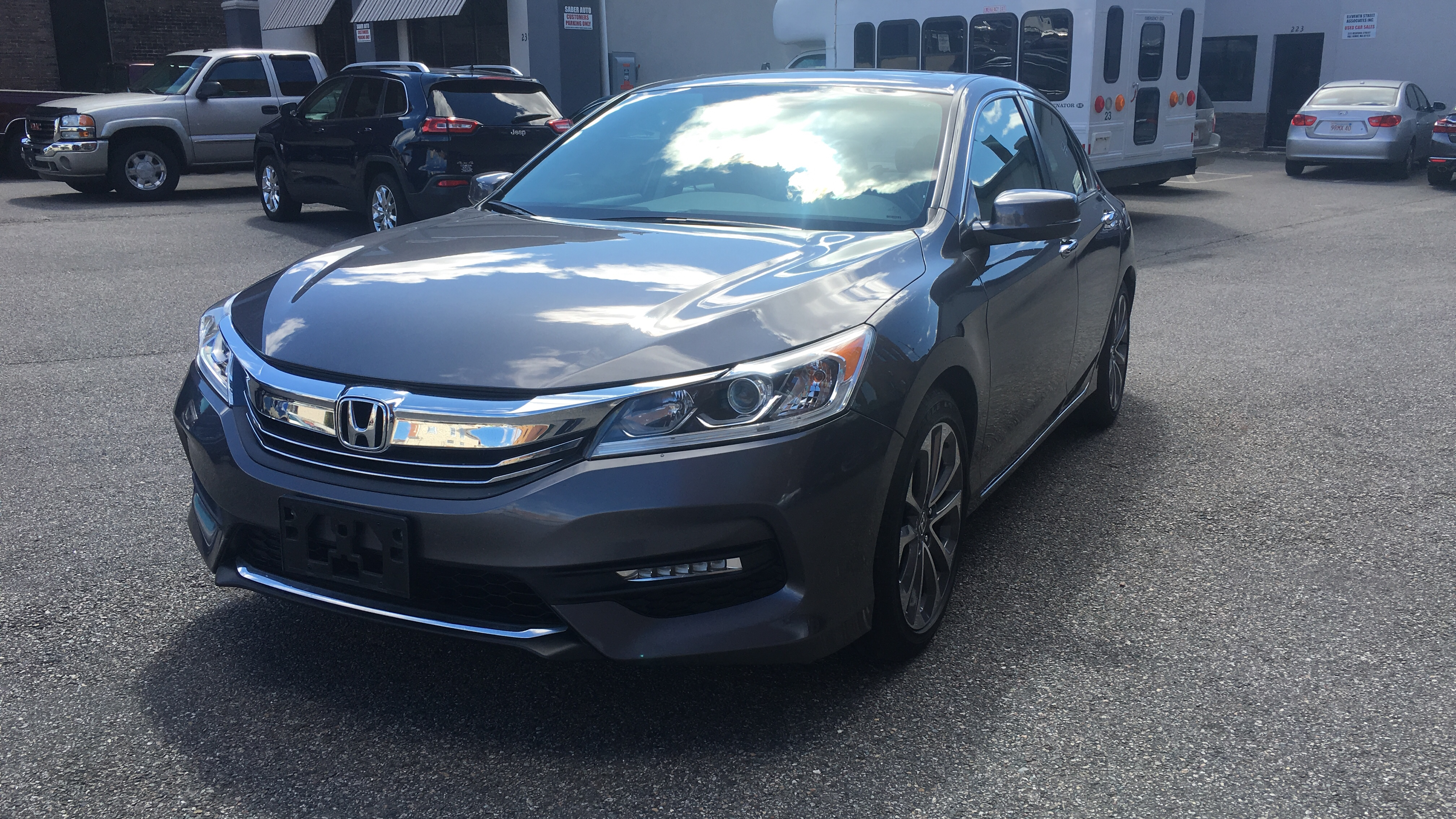 accord auto sport car interior honda update price review x manual